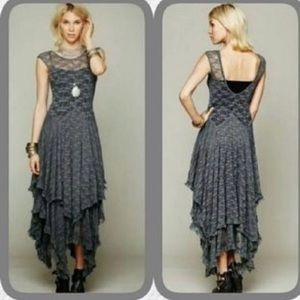Rare new Free people French courtship dress